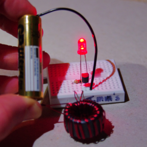 Joule Thief coverimage
